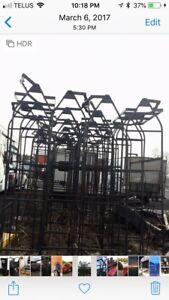Form cages