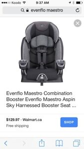 5 point booster seat