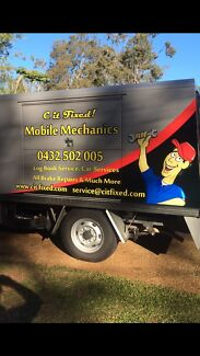 Mobile mechanic! We come to you