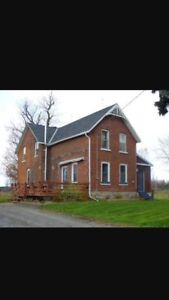 Looking for a fixer upper old farm house