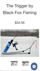 The Trigger Black Fox Fishing $34.95+tax Peterborough Peterborough Area image 4