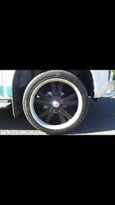 22'' rims with Pirelli scorpion zero tyres Rose Bay Eastern Suburbs Preview