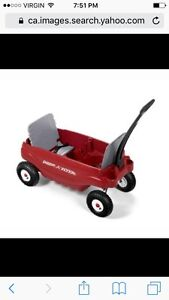 Radio Flyer 5 in 1 All Terrain Wagon