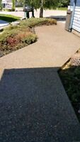 Custom concrete available! Call today for a free quote!