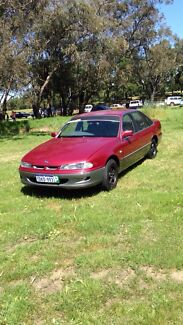 1995 Holden Commodore VR Calais, V8 Manual Wanneroo Wanneroo Area Preview