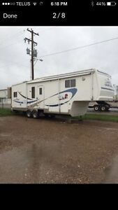 2002 cedar creek 5th wheel