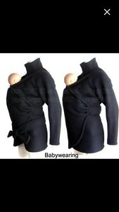 Maternity / Baby Wearing Coat (Never Worn)