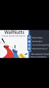 Painters.  Need a Painter?  Call or text Steve 905 932 9630