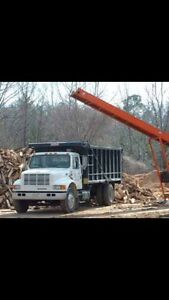 Looking to buy firewood truck