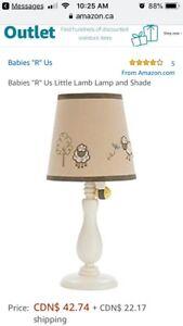 Lamb baby items!!