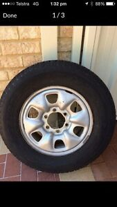 RIM/TYRE (1) HILUX Canning Vale Canning Area Preview