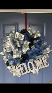 All occasions every day welcome wreath
