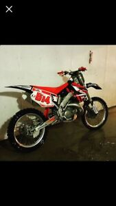 2000 CR250R Never abused or Raced- Adult Owned