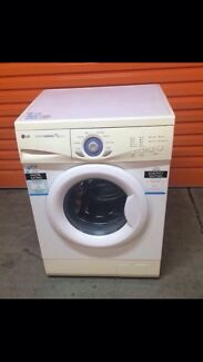 LG 7KG Washing Machine - Free Delivery & Warranty  Prestons Liverpool Area Preview