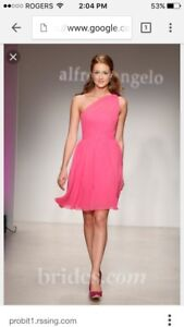 Alfred Angelo Dress - 40$ Size 2