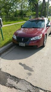 2008 Pontiac g6 v6 safetied need gone ASAP