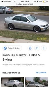 Looking for a IS300