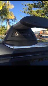 Jeep Grand Cherokee roof racks Narangba Caboolture Area Preview