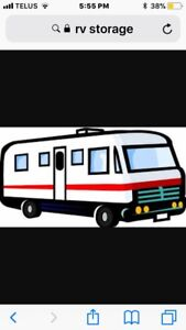 RV Storage and Parking - Country Hills