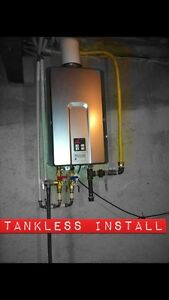 HVAC: Tankless, Air Conditioning, BBQ Lines, Furnaces ...