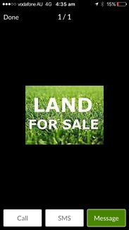 Land for sale in clyde north 345000$