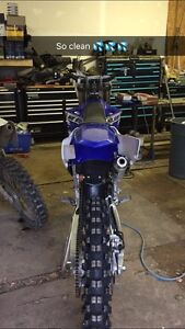 Yz250 F trade for two stroke