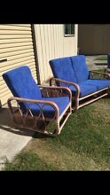 Four seater cane lounge set Salisbury Brisbane South West Preview