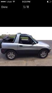 Toyota RAV4 1998 3500$