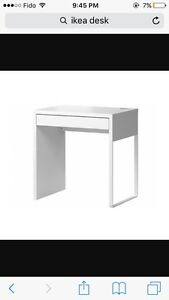 Ikea desk sale (same as picture but in black)