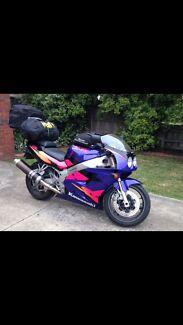 1995 Kawasaki ZXR750, ZXR 750 road bike  Geelong Geelong City Preview