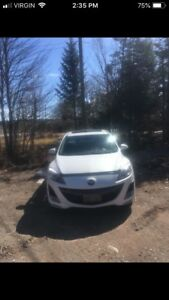 2010 mazda 3 GT need gone!