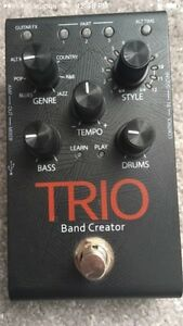 Mint Digitech Trio with power adaptor