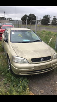 Holden Astra ts 2004 wrecking all parts