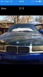 bmw 318ti project
