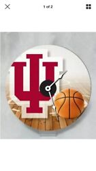 Indiana University Full Color Thermal Print DVD Desk Clock