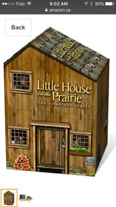 LITTLE HOUSE FULL DVD BOXSET