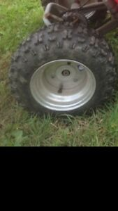 50-65cc quad rims and tires