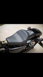 Harley Davidson Sportster Solo seat/Banc