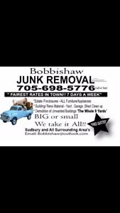 Junk Removal & Estate Clean Up