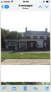 Location DUPLEX for rent.(Campbellton)