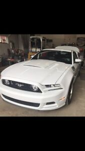 Ford Mustang GT 5L 2014