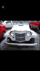 1955 Jeep Willy's Wagon