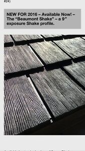 Rubber roofing