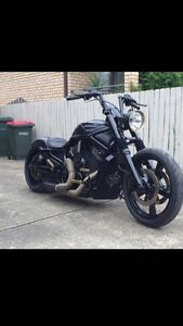 Harley nightrod special custom Launceston Launceston Area Preview