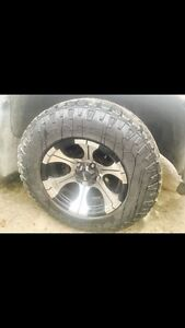17 Inch Goodyear Duratracs Tires