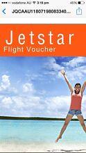 Jetstar voucher $399-Bargain  saving $200 Dickson North Canberra Preview