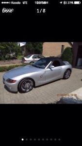 MINT   BMW  Z4. 2003.  104 000km