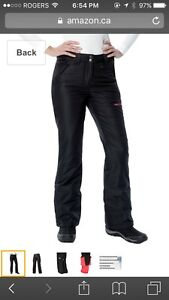Arctix women's snow pants 1X