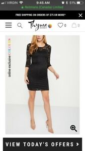 Brand New with Tags Maternity Dress