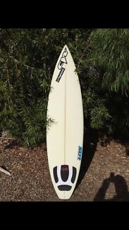 WA shaped surfboard, surfed once Margaret River Margaret River Area Preview